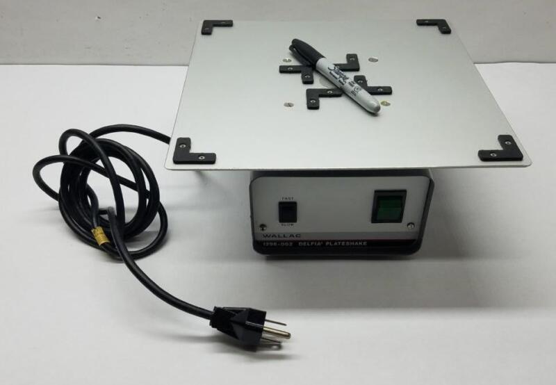 Delfia Plateshake, microwell/microplate mixer, microtiter plate shaker