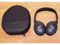 Bose Soundlink II Bluetooth headphones