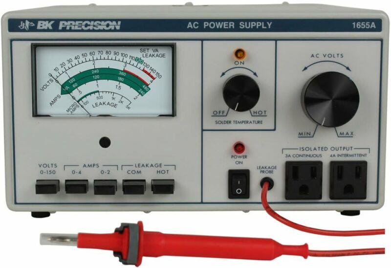 BK 1655A POWER SUPPLY 150 VAC 3 AMP