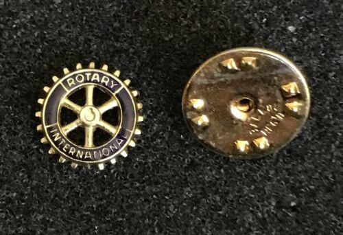Rotary International Logo Pin