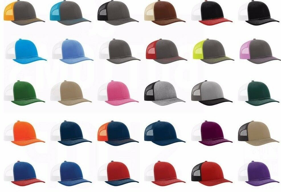richardson baseball hat designer brand new trucker cap caps wholesale hats