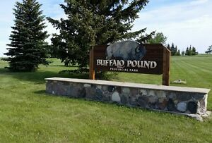 Wanted: site at Buffalo Pound prov park July 21-24/25