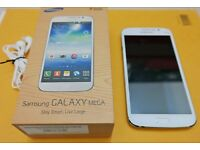 SAMSUNG GALAXY MEGA PLUS 5.8 (AS BRAND NEW WITH BOX & FULL ACCESSORIES)