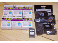 HP 56 ink cartridges Hewlett Packard cartridge refills 9 available