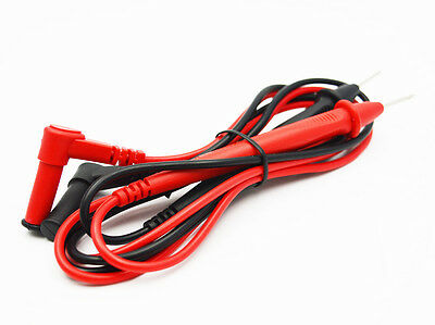 Test Leads Extension Line Cable For Multimeters Dmm Use For Uni-t Ut203 Ut210e