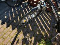German female push bike
