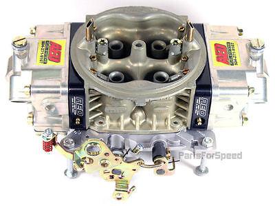 AED 1000HM Marine Holley Double Pumper Carb Billet Metering Blocks 1000