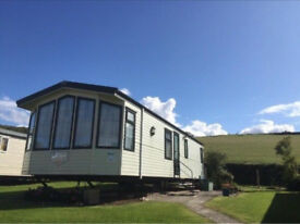 02 Willerby ASPEN immaculate. OPEN TO OFFERS