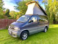 1997 MAZDA BONGO CAMPER VAN ~ FULL HILLSIDE LEISURE CONVERSION ~ 4 BERTH, 4WD!