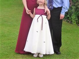 Bridesmaid dress (child)