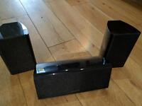 ONKYO Speakers SKR-22X 2.1