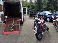 *********MOTORBIKE,MOTORCYCLE,QUAD BIKE,SCOOTER,MOPED,TRANSPORT, RECOVERY,COLLECTION*****V CHEAP
