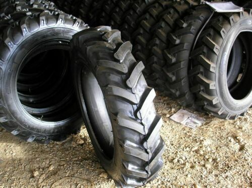 Two new 9.5-24 R1 New Tractor Tire 8 ply
