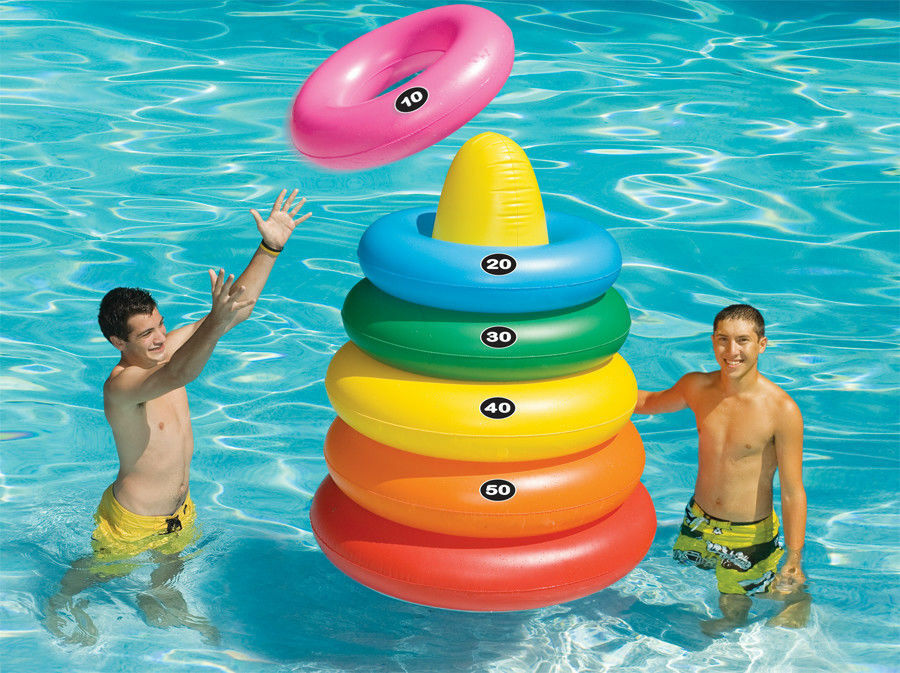 Top 10 swimming pool games ebay for Games to play in swimming pool