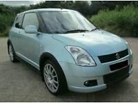 2007 Suzuki Swift 1.3 Attitude, 12 months MOT, REDUCED
