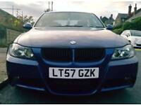 Bmw 320d e90 msport 08reg tax tested