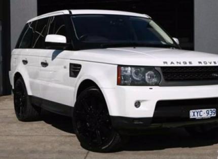 """Range Rover Land Rover 22"""" alloy rims Doreen Nillumbik Area Preview"""