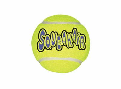 kong squeaky air tennis ball  large appx 8cm  - Great fun,squeaky,good fun