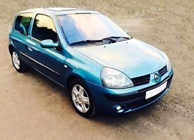 A gorgeous low mileage SE Clio. Meticulously kept.
