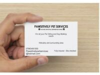 Pawsitively Pet Services Kirkcaldy
