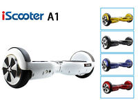Hoverboard 2 Smart steering-wheel Electric Self Balancing Scooter Balance Hover board with LED