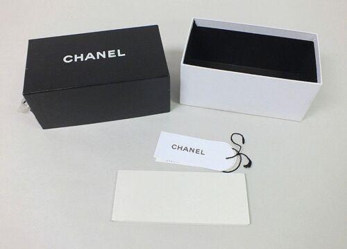 Authentic CHANEL Bijou Sunglasses EMPTY Box & Booklet