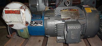 Lewis Pumps 58272 10 Hp Baldor