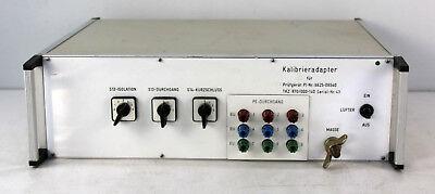 Kalibrieradapter für Prüfgerät 6625-06540, TKZ 870/000-140 (S37)