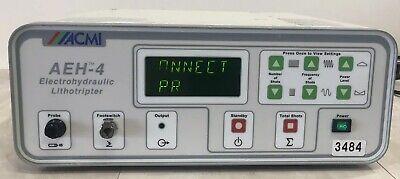 Acmi Aeh-4 Electrohydraulic Lithotripsy System 3484