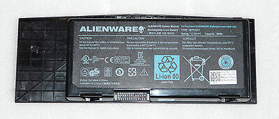 NEW GENUINE DELL ALIENWARE M17X R3 R4 9-CELL BATTERY BTYVOY1 FCPW3 5WP5W...