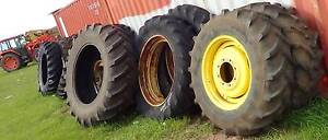 Tractor, implement, grader & loader tyres. New & used. Deloraine Meander Valley Preview