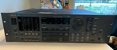250 Virtual Tracks DR4 Digital+Analog Akai DR4VR HDD Recorder 4