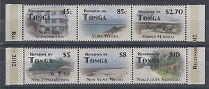 Tonga-Sc-1177-MNH-2012-First-Anniversary-of-Democracy-Strips-from-S-S