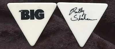 Big Man Big Guitar (MR BIG 1996 Hey Man Tour Guitar Pick!!! BILLY SHEEHAN custom concert stage Pick )