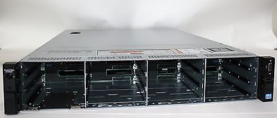 """New Dell PowerEdge R720xd LFF 3.5"""" x 12 Case & parts. R720 to R720xd upgrade kit"""