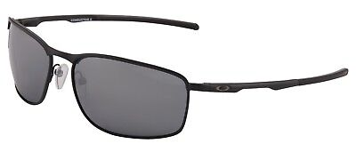 Oakley Conductor 8 Sunglasses OO4107-02 Matte Black | Black Iridium Polarized