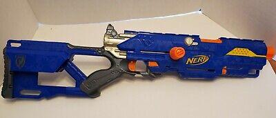 Nerf N-Strike Elite Longstrike CS-6 Blaster Dart Gun NO Barrel Extension