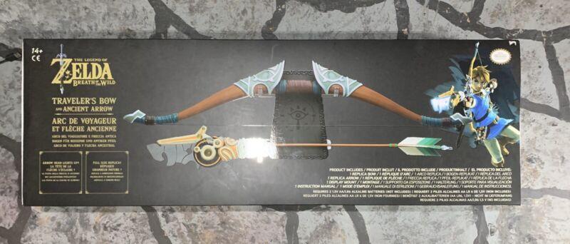 Legend Of Zelda Travelers Bow And Ancient Arrow
