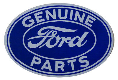 Ford Genuine Parts Decal - 3