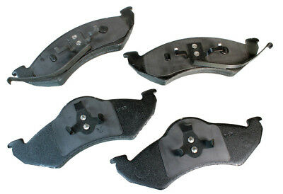 Disc Brake Pad Set-Semi-Metallic Pads Front Tru Star PPM746
