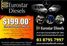 Mercedes Vito and Sprinter Servicing and Repairs Hallam Casey Area Preview