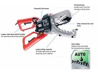 black and decker gk1000-gb 550w alligator powered lopper