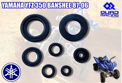 High Quality Oil Seal Kit fits Yamaha YFZ 350 Banshee 87-06 Quads for sale  Shipping to Ireland