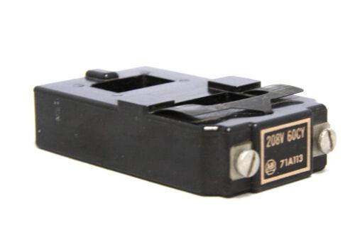 Allen Bradley 71A113 Operating Coil 208V 60Cy
