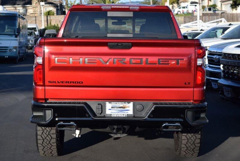 Image 5 Voiture American used Chevrolet Silverado 1500 2020