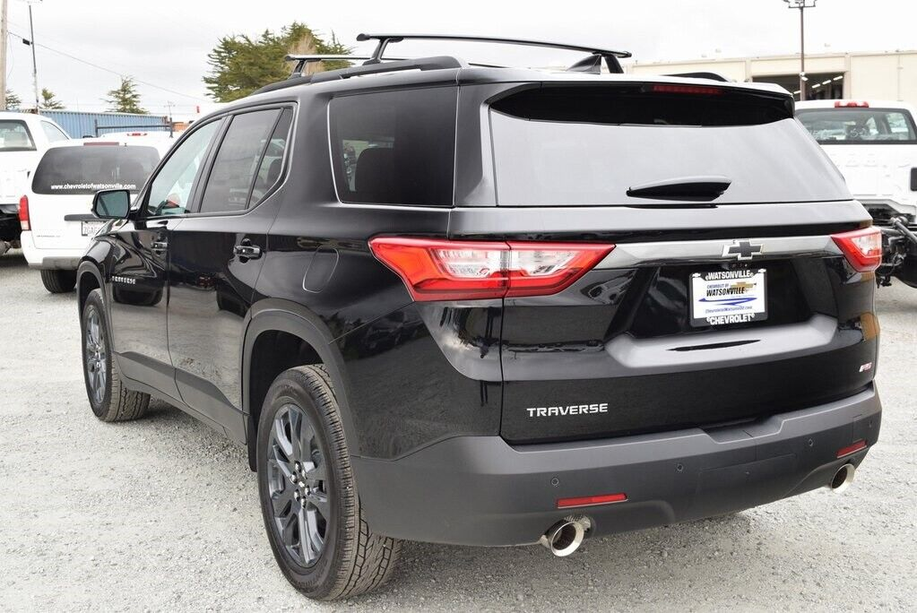 2020 Chevrolet Traverse, Black Metallic With 1 Available ...