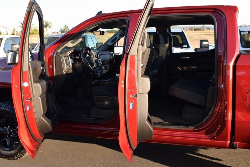 Image 8 Voiture American used Chevrolet Silverado 1500 2020
