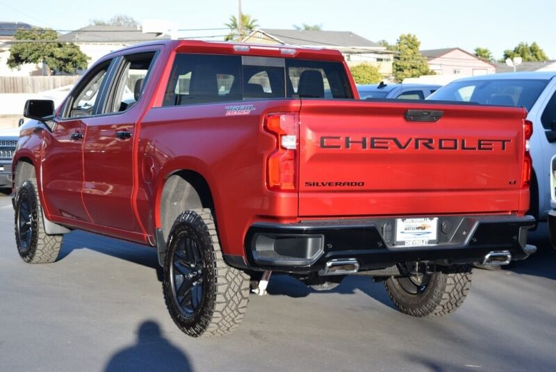 Image 4 Voiture American used Chevrolet Silverado 1500 2020