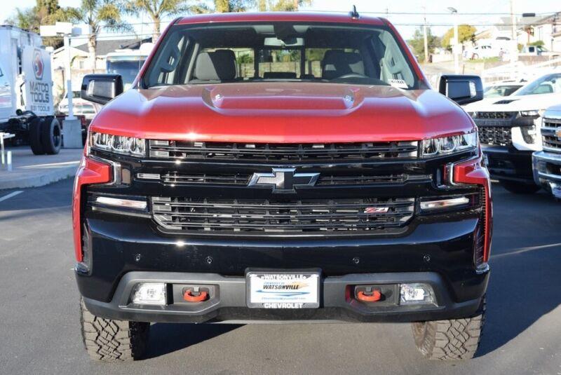 Image 3 Voiture American used Chevrolet Silverado 1500 2020