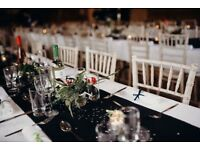 Tablecloth White Table Cover for Banquet /Wedding /Party/ Living room/ Hotel/ Restaurant/Conference.